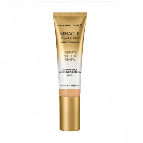Max Factor Miracle Touch Second skin found - 4 Light medium 30 ml
