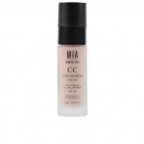MIA Cosmetics CC Coloured Cream SPF30 - Medium 30 ml