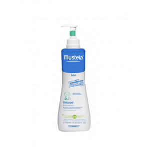 Mustela BABYGEL Gel de baño 750 ml