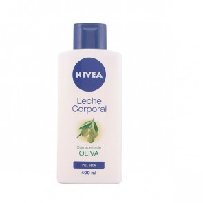 Nivea ACEITE DE OLIVA Dry Skin Body Milk 400 ml