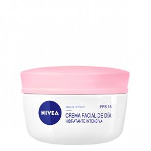 Nivea AQUA EFFECT Creme Facial Dia SPF15 50 ml