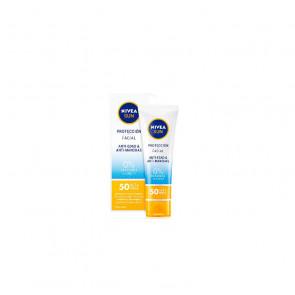 Nivea SUN FACIAL Anti-edad & Anti-Manchas SPF50 50 ml
