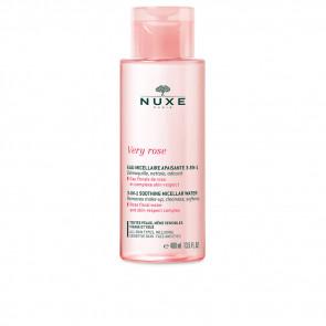 Nuxe Very Rose Eau Micellaire Apaisante 3-en-1 400 ml