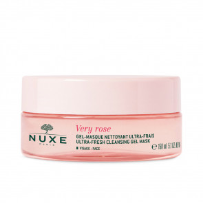 Nuxe Very Rose Gel-Masque Nettoyant Ultra-Frais 150 ml