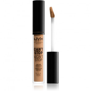 NYX Can't Stop Won't Stop Contour Concealer - Neutral Buff 3,5 ml