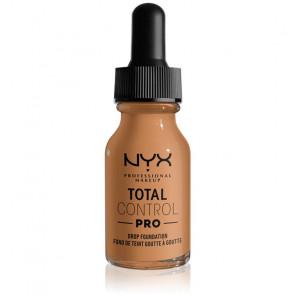 NYX Total Control Pro Drop Foundation - Camel