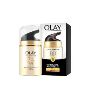 Olay TOTAL EFFECTS Touch of Foundation BB Day Moisturiser Fair 50 ml