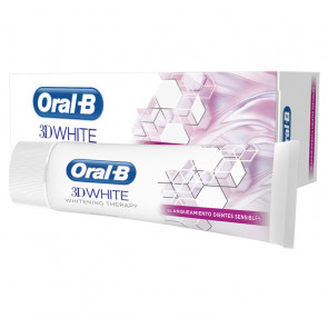 Oral-B 3D White Luxe Whitening Therapy Dientes Sensibles 75 ml