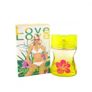 Love Love SUN & LOVE Eau de toilette Vaporizador 35 ml