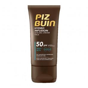 Piz Buin Piz Buin Hydro Infusion Crema Gel Facial Spf50 50ml 50 ml