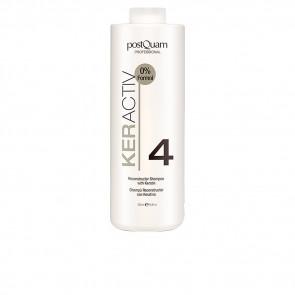 Postquam HAIRCARE KERACTIV Reconstructor Shampoo With Keratin 1000 ml