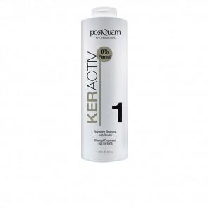 Postquam KERACTIV Preparing Shampoo With Keratin 1000 ml