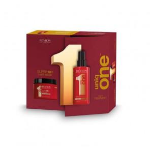 Revlon Lote UNIQ ONE Set para el cuidado del cabello