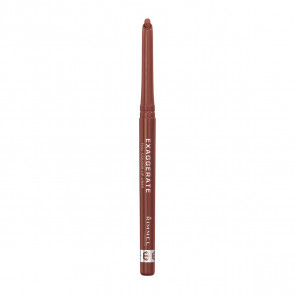 Rimmel EXAGGERATE Automatic Lip Liner 018 Addiction