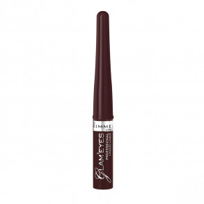 Rimmel GLAM'EYES PROFESSIONAL Liquid Eyeliner 002 Brown