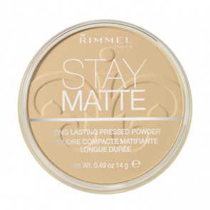 Rimmel STAY MATTE Long Lasting Pressed Powder 006