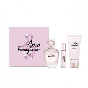 Salvatore Ferragamo Lote AMO FERRAGAMO Eau de parfum