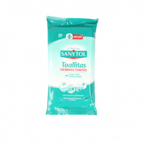 Sanytol Toallitas desinfectantes 24 ud