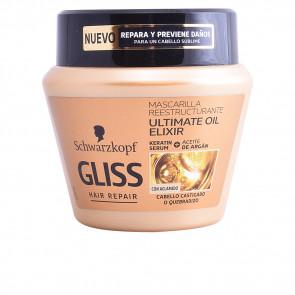 Schwarzkopf GLISS ULTIMATE OIL ELIXIR Mask 300 ml