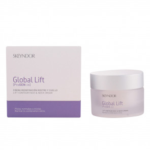 Skeyndor GLOBAL LIFT Lift Contour Face and Neck Cream Normal Skins 50 ml