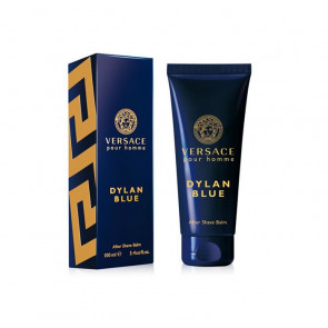 Versace DYLAN BLUE Aftershave Bálsamo 100 ml