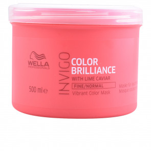 Wella INVIGO BRILLIANCE Mask Fine Hair 500 ml