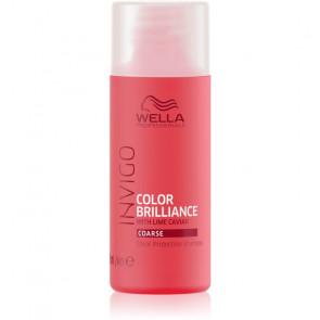 Wella Invigo Color Brilliance Shampoo Coarse Hair 50 ml