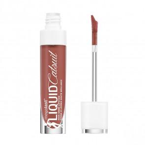 Wet N Wild MegaLast Liquid Catsuit High Shine Lipstick - Cedar later