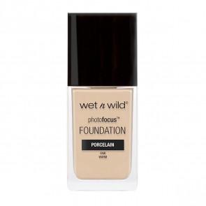 Wet N Wild Photofocus Foundation - Soft Ivory 30 ml