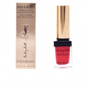 Yves Saint Laurent BABY DOLL KISS & BLUSH 05 Rouge Effrontee 10 ml