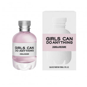 Zadig & Voltaire GIRLS CAN DO ANYTHING Eau de parfum 90 ml