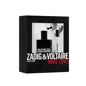 Zadig & Voltaire Coffret THIS IS HIM! Eau de toilette