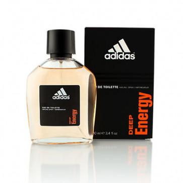 Adidas DEEP ENERGY Eau de toilette Vaporizador 100 ml