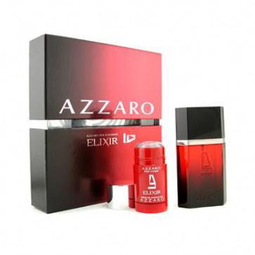 Azzaro Lote ELIXIR Eau de toilette Vaporizador 100 ml + Desodorante 75 ml