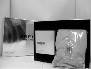 Breil Lote FRAGANCE FOR WOMAN Eau de toilette Vaporizador 50 ml + Pashmina