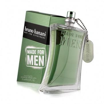 Bruno Banani MADE FOR MEN Eau de toilette Vaporizador 75 ml