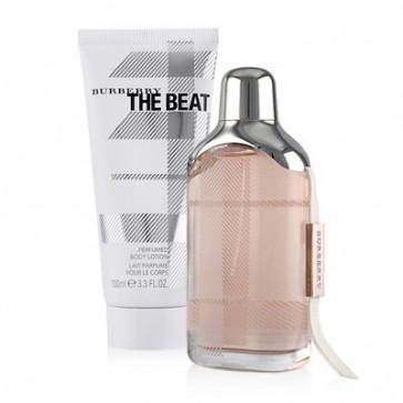 Burberry Lote THE BEAT Eau de parfum Vaporizador 50 ml + Loción corporal 100 ml