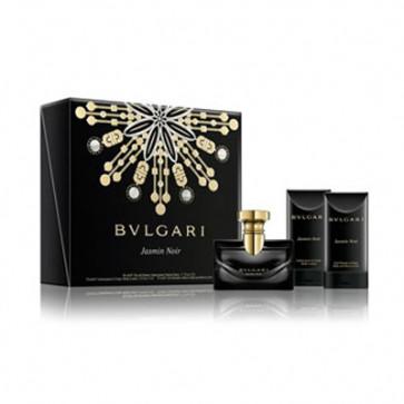 Bvlgari Lote JASMIN NOIR Eau de parfum Vaporizador 50 ml + Loción corporal 75 ml + Gel de baño 75 ml