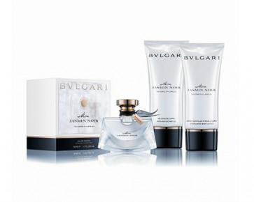 Bvlgari Lote MON JASMIN NOIR Eau de parfum Vaporizador 50 ml + Loción corporal 75 ml + Gel de baño 75 ml