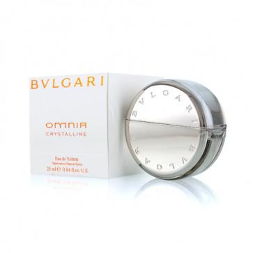 Bvlgari OMNIA CRYSTALLINE Eau de toilette Vaporizador 25 ml Jewel Charms