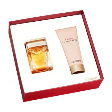 Coffret Kctl1jf De Sqhrtcdx Cartier Panthere Parfum La Eau DHWE9I2