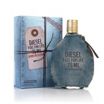 Diesel FUEL FOR LIFE DENIM COLLECTION Eau de toilette Vaporizador 75 ml
