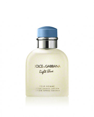 Dolce & Gabbana LIGHT BLUE POUR HOMME After shave 125 ml