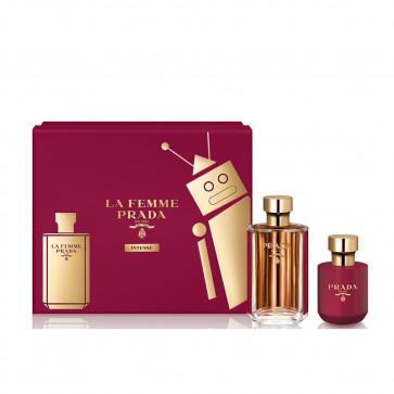 La Eau Coffret Femme De Prada Parfum Intense 76yfvbgY
