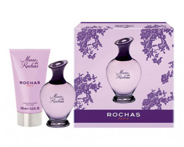 Rochas Lote MUSE Eau de parfum Vaporizador 100 ml + Loción Corporal 150 ml