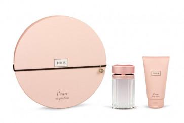 Tous Lote L'EAU Eau de parfum Vaporizador 90 ml + Loción Corporal 150 ml + Mini 4 ml