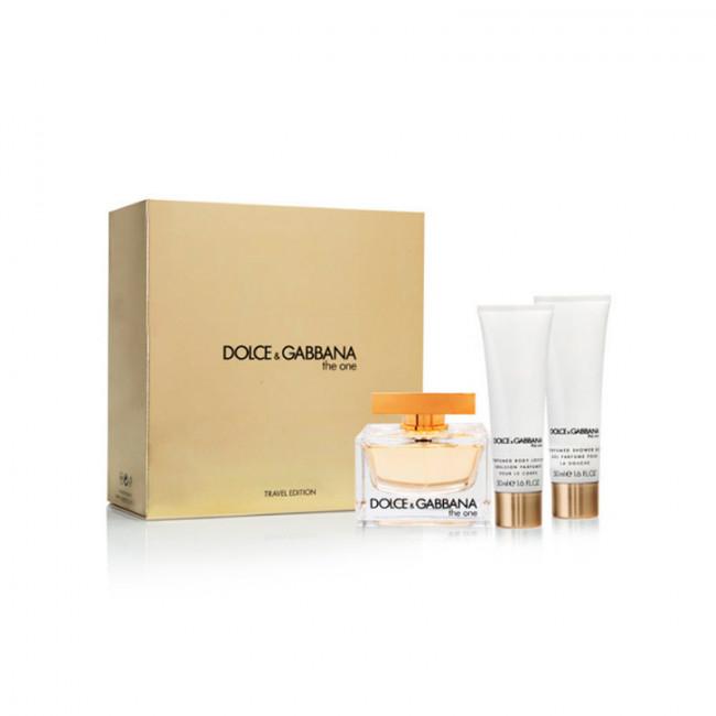 Coffret One Dolceamp; Parfum Eau De Gabbana The doBCxer