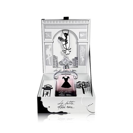 545cf769 Guerlain Lote LA PETITE ROBE NOIRE Eau de parfum Vaporizador 100 ml + Caja  elegante