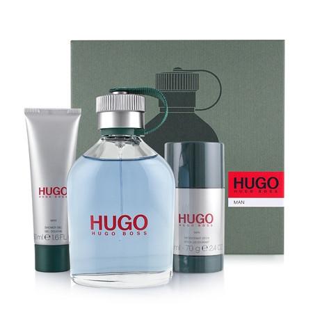 Hugo Boss Lote HUGO Eau de toilette Vaporizador 150 ml + Desodorante stick  75 ml + f3fc7da3101f
