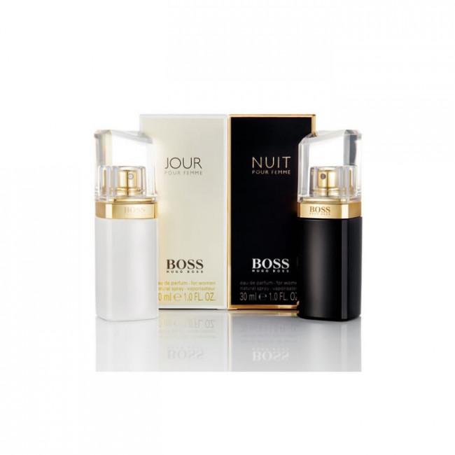 Hugo Boss Coffret Jour Nuit Pour Femme Eau De Parfum